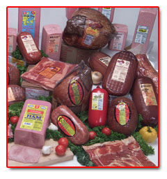 Gusto Packing Cooked Hams Deli Products